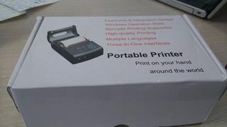 Impresora Termica Portatil