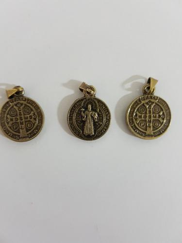 Imagem 1 de 1 de 10 Medalhas De São José -