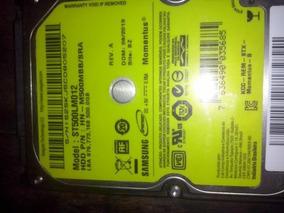 Hd Sata 500 Gb Samsung Pra Notebook