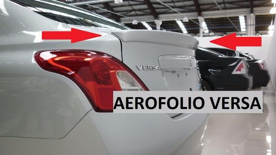 Aerofólio Nissan Versa 12 13 14 15 2020 1 Acessorio Ñcromado