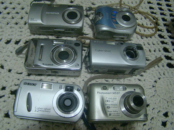6 Câmeras Digitais N Ã O F U N C I O N A M