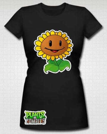 Paquete 4 Playeras Plantas Vs Zombies Niño-adulto Playera Cumpleaños Personalizada