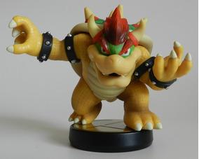 Nintendo Amiibo - Super Smash Bros - Bowser