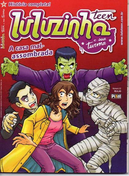 Revista Luluzinha Teen No. 22 - Mangá