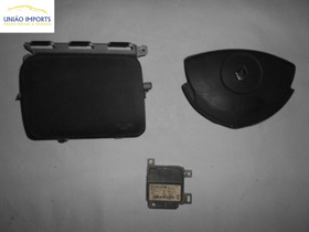 Kit Airbag Clio S/ Cinto (ref. 23)