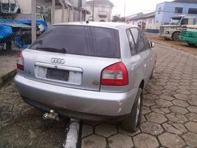 Sucata Audi A3 1.8 Ano 2002 - Somente Peças