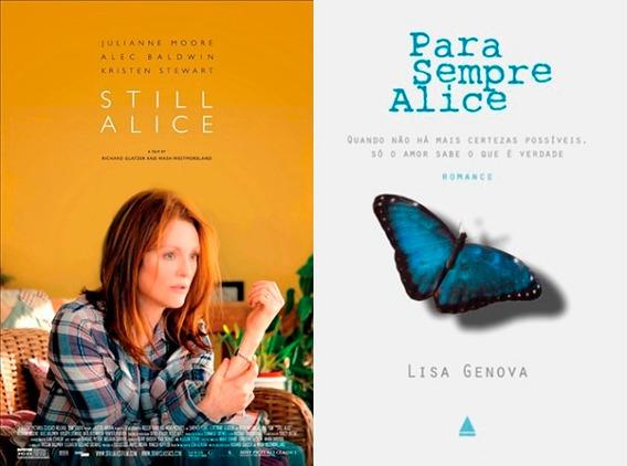 Livro Para Sempre Alice -- Lisa Genova