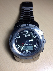 Relogio Tissot T-touch Z352 Bussola ,altimetro, So Venda
