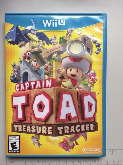 Captain Toad - Treasure Tracker 100% Original Wiu