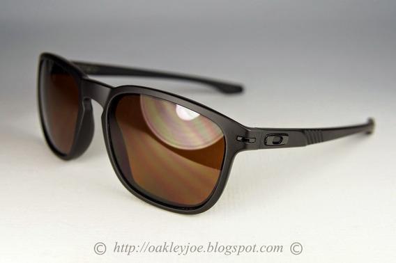 Oculos Oakley Enduro Black Bronze Shaun White Frete Gratis