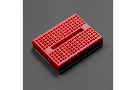 Protoboard Fit0008 Mini Bread Board Self Adhesive Red