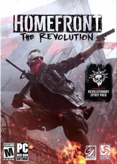 Homefront The Revolution ( Mídia Física ) Pc