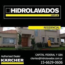 Hidrolavado De Cualquier Superficie. Capital Federal Y Gba