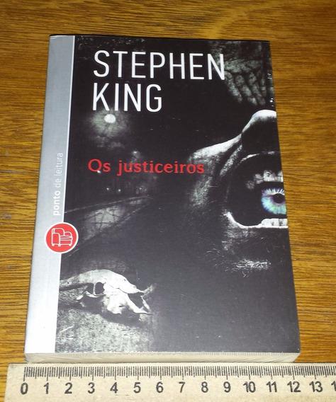 Os Justiceiros - Stephen King - Livro Novo - Richard Bachman
