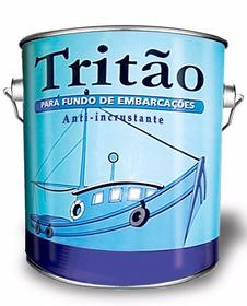 Tinta Venenosa Para Barco International  Tritão Verm/3,6l