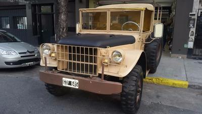 Camión Militar M37 Dodge Guerrero