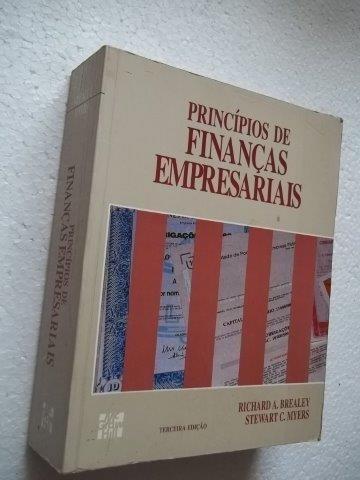 * Principios De Finanças Empresariais - Livro