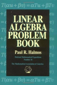 Livro Importado Linear Algebra Problem Book