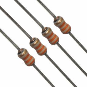 Kit Com 20 Resistor Filme De Carbono 47