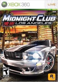 Midnight Club Los Angeles Complete Edition Xbox 360