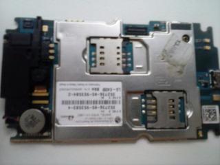 Placa Do Celular Lg Optimus L3 Dual E405f