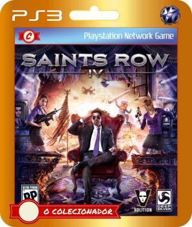 Saints Row Iv Em Oferta! Ps3