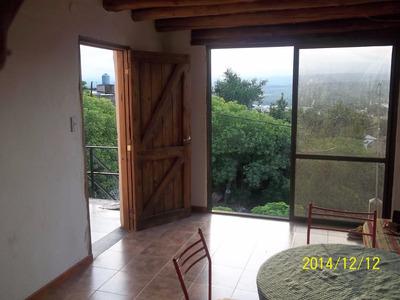 Alquiler Temporario Por Vacaciones En Carlos Paz, Cabaña