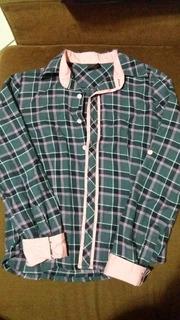 Camisa Xadres Biliton - Tamanho 14