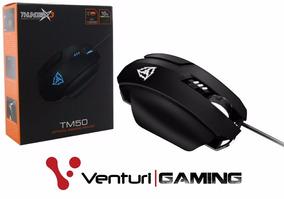 Mouse Usb Tm-50 Thunder X3 Gaming 10.000 Dpi