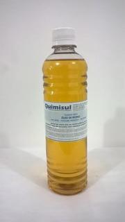 Oleo Ricino 500ml+ Óleo Semente Uva 1 Lt + Oleato Etila 1 L