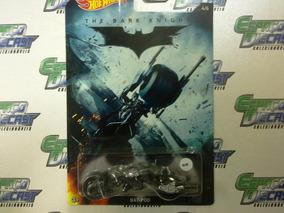 Batman Batmobile Bat Pod Moto The Dark Knight Hot Wheels