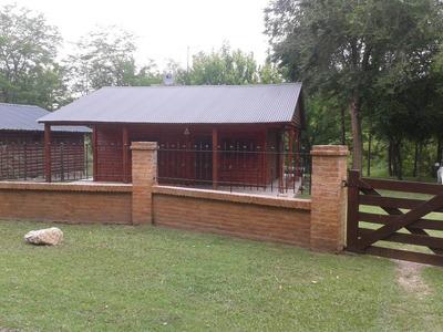 Alquiler De Cabaña En Tanti