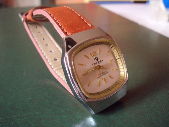Relógio Suíço Tressa 17 Rubis