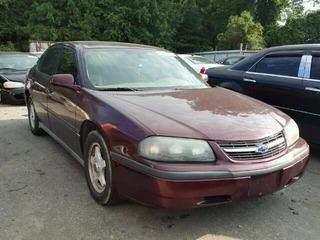 Amortiguador Chevrolet Impala 1999-2005