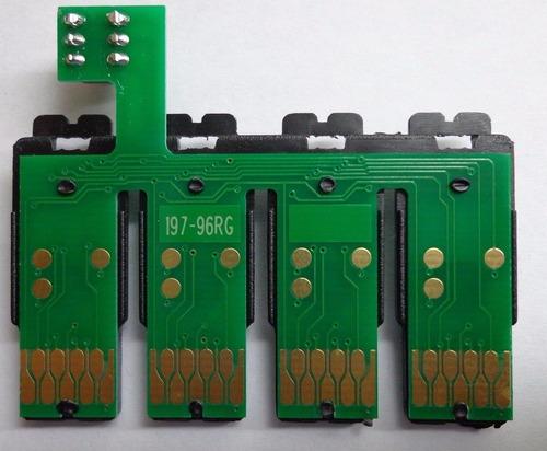 Chip Para Sistema Continuo Epson Xp211 ,xp201, Xp401