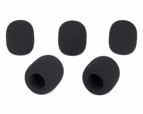 Paraviento Samson Ws1 Para Microfono - Negro Pack X5 Nuevos