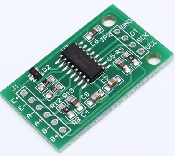 Módulo Hx711 Célula De Carga Balança 24 Bits - Arduino