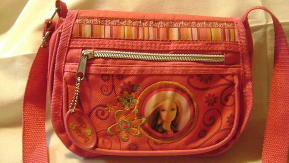 Cartera Barbie Fucsia