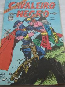 Cavaleiro Negro Nº 237 De 1972 Cores Faroeste Rge Excelente