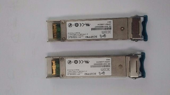 Transceiver 3com 10gbase-lr Xfp 10 Gigabit Gbic 3cxfp92