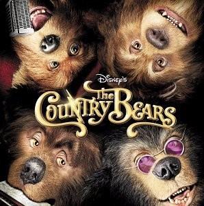 Cd Country Bears - Usa Byrds, Elton John, Bela Fleck