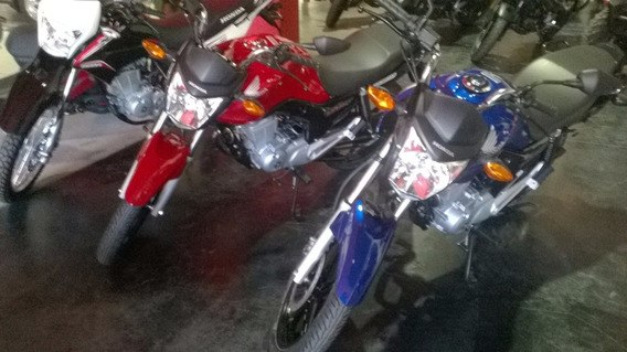 Honda Cg Titan 150 0km