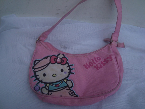Bolsinha Infantil Da Hello Kitty