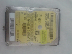 Hd Samsung 320gb 5400 Rpm P/ Notebook Sata 2 - Hm321hi/srh