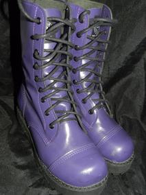 Coturno_vilela Boots_nº37_usado Em Bom Estado