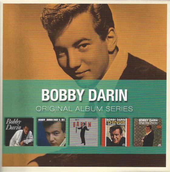 Bobby Darin - Original Album Series - ( Cd - Rem - Imp. Uk)