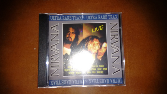 Nirvana Bootlegs Live Ultra Rare Trax