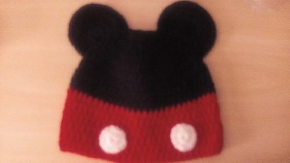 Gorro Do Mickey Mouse Para Crianças