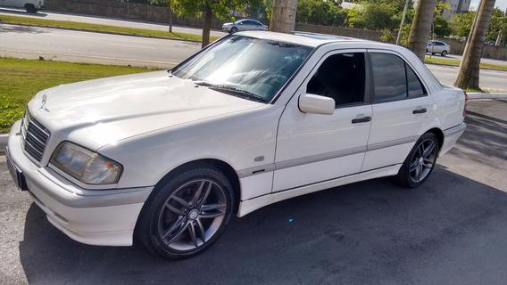 Mercedes C 180 Classic Plus Teto Solar - Estudo Troca