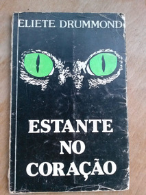 Livro - Estante No Coração - Eliete Drummond - Autografado